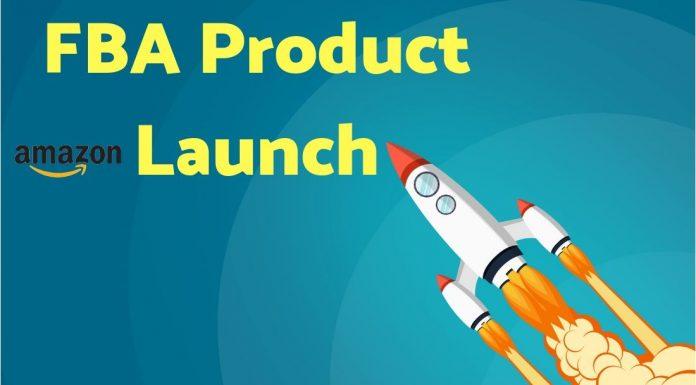 Amazon FBA Product Launch