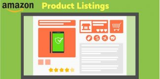 Creating Amazon listings