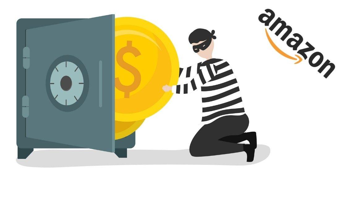 Hijacked Amazon Listing