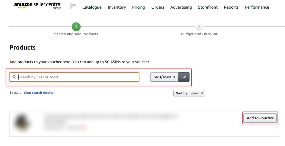Promotions Amazon