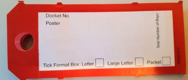 PPI Label Royal Mail