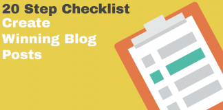 How to Create a Winning Blog Post