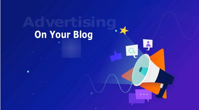 Monetizing blog with ads