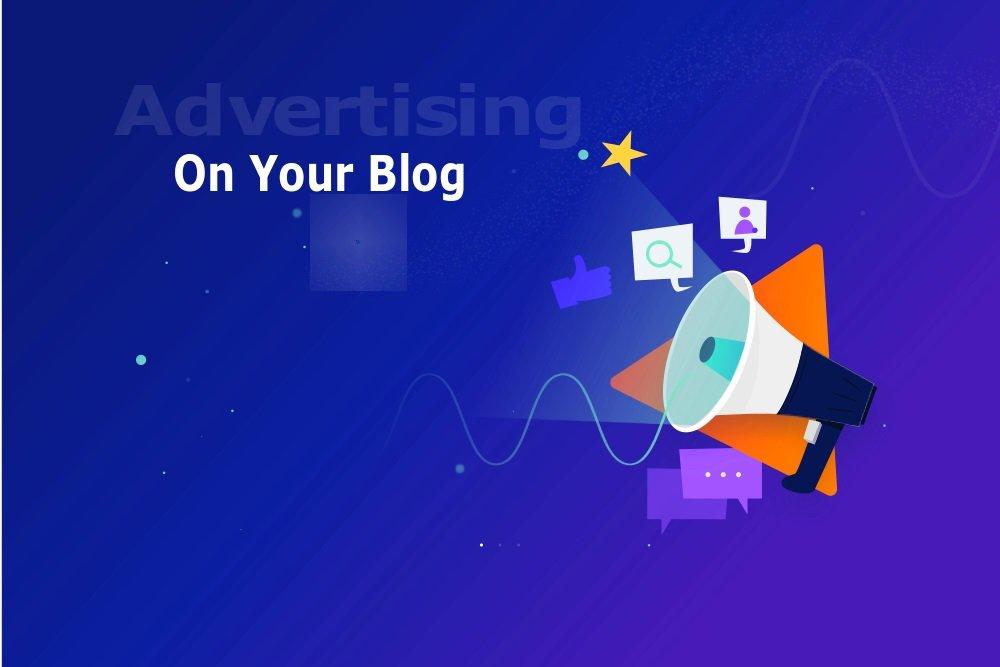 Monetizing blog with ads