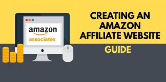 Amazon Associates Creating Niche Affiliate Site