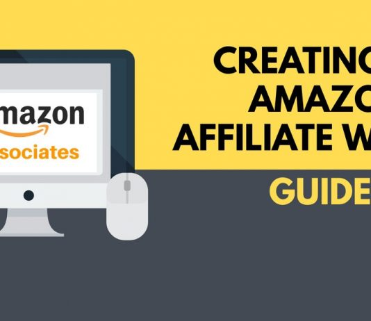Amazon Associates Creating Niche Affiliate Site