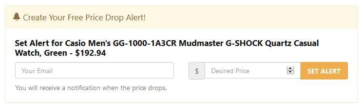 ContentEgg Price Alert