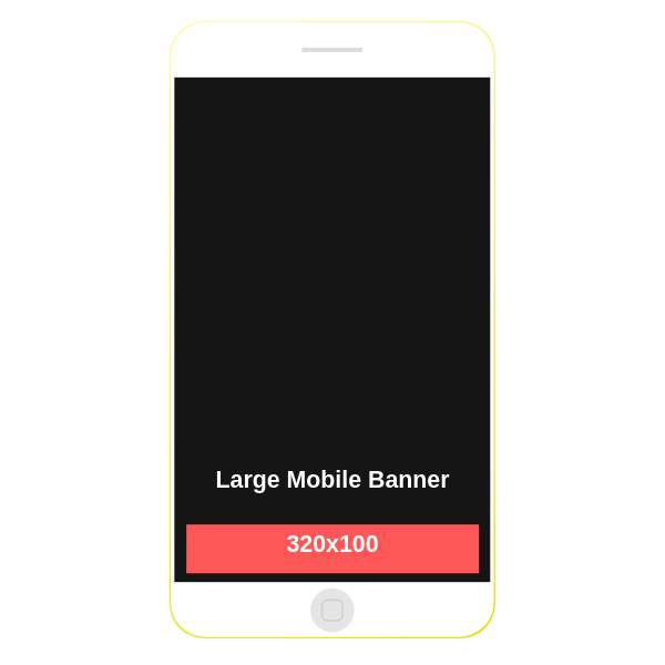 Large Mobile Banner