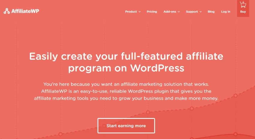 AffiliatesWP Affiliate Program Plugin