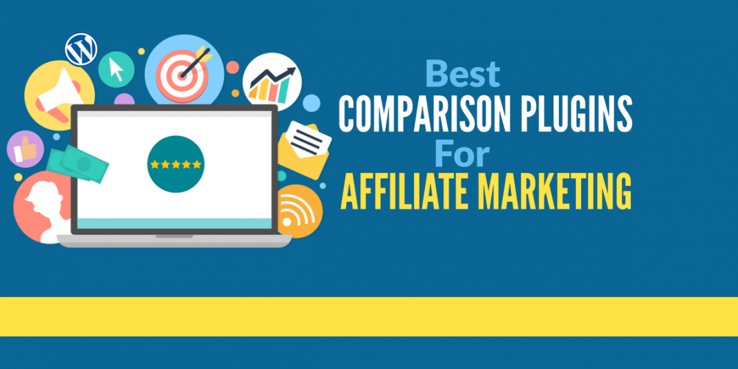 Best Comparison Plugins for Affiliate Marketing